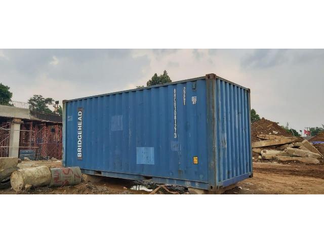 Supplier Container Bekas